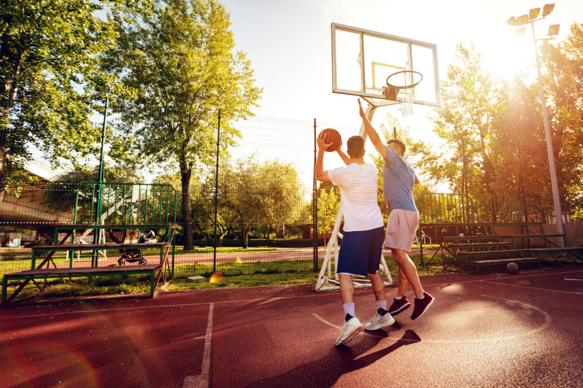 Basketball One on One