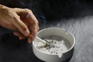 Cigarette Ashtray
