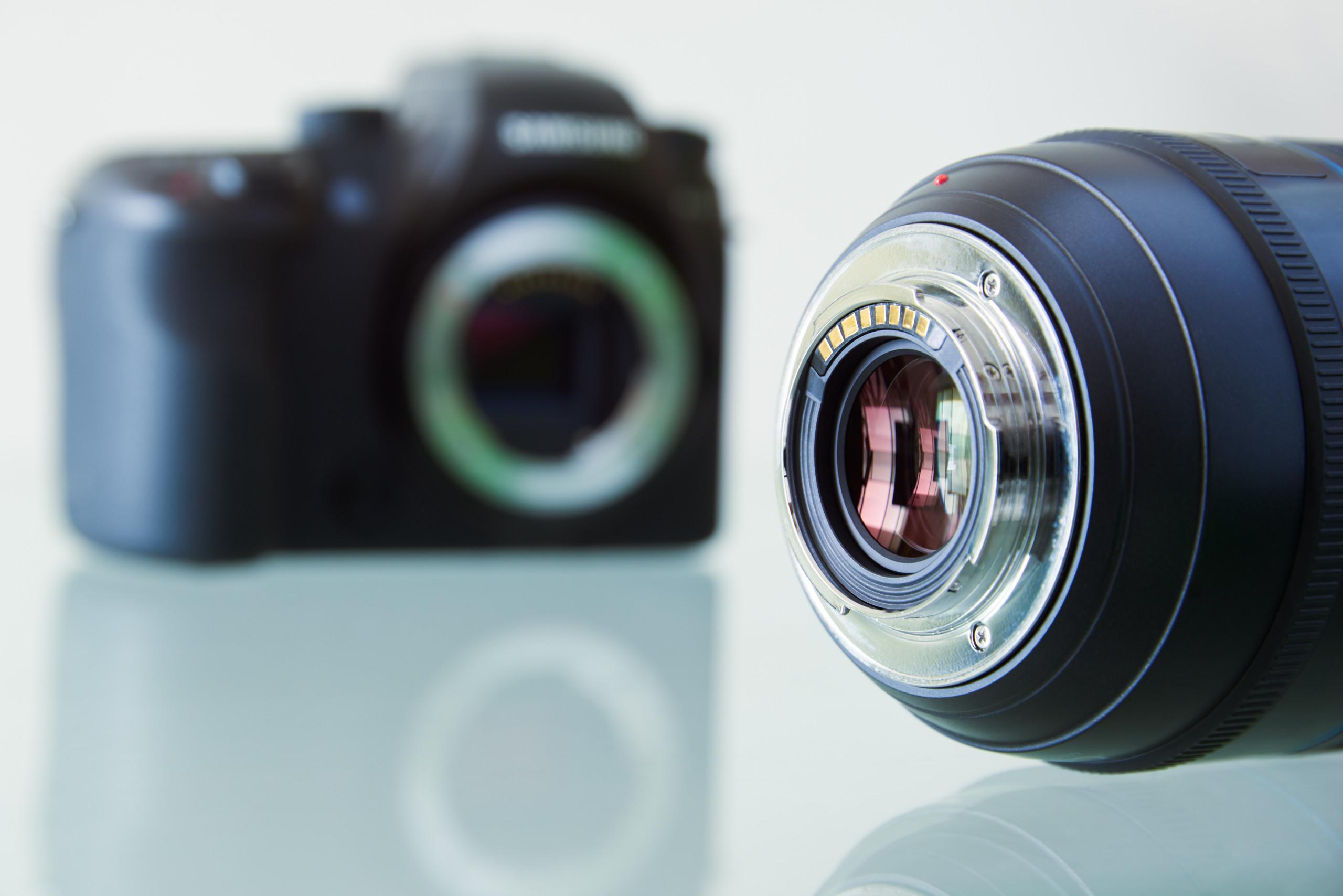 DSLR Camera Lenses